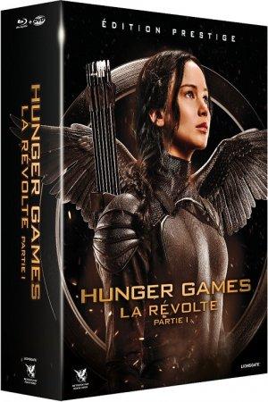 Hunger Games: La Révolte - 1ière partie édition Prestige