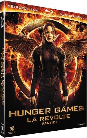 Hunger Games: La Révolte - 1ière partie édition Simple