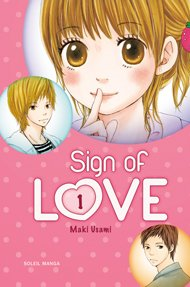 Sign of Love édition Simple