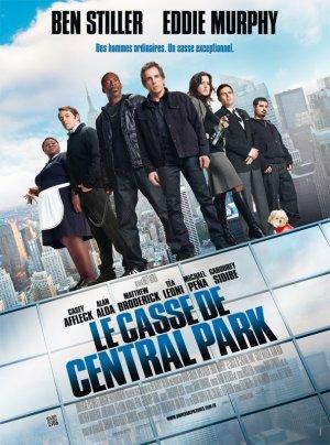 Le Casse de Central Park édition Simple