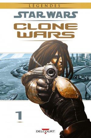 Star Wars - Clone Wars édition TPB Hardover (cartonnée)