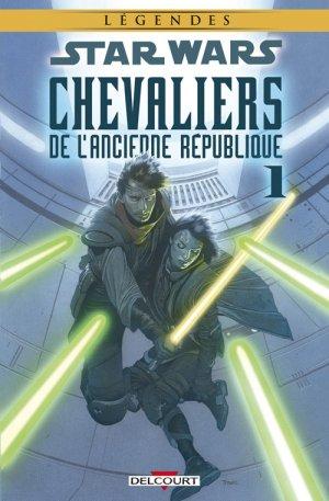 Star Wars - Chevaliers de l'Ancienne République édition TPB Hardcover (cartonné)