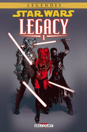 Star Wars - Legacy édition TPB hardcover (cartonnée)