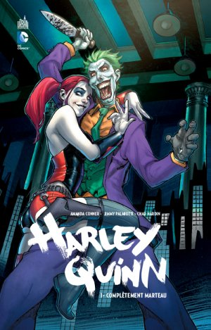 Harley Quinn édition TPB hardcover (cartonnée) - Issues V2
