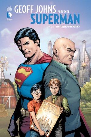 Superman - Origines secrètes # 6 TPB Hardcover (cartonnée)