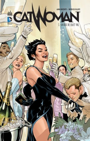 Catwoman # 5 TPB Hardcover (cartonnée) - Issues V4