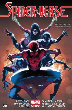 Spider-Man - Spider-Verse édition TPB hardcover (cartonnée)