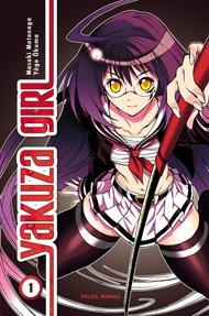 Yakuza Girl édition Simple