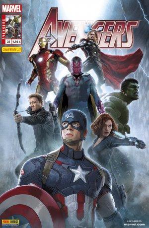New Avengers # 22 Kiosque V4 (2013 - 2015)