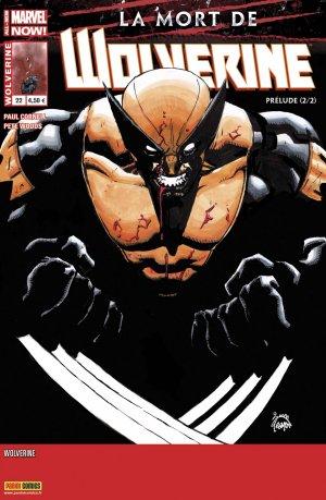 Wolverine # 22 Kiosque V4 (2013 - 2015)