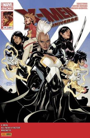 X-Men Universe # 22