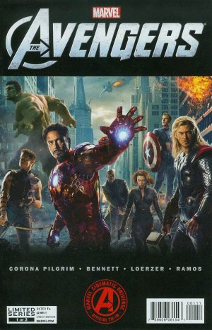 Marvel's The Avengers édition Issues
