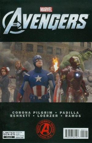 Marvel's The Avengers # 2 Issues