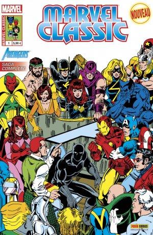 Marvel Classic édition Kiosque V2 (2015 - 2016)