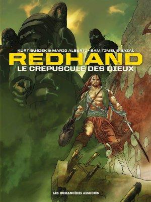 Redhand édition Intégrale