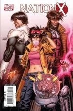Nation X # 2 Issues (2010)