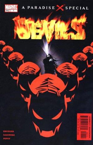 Paradise X - Devils édition Issues