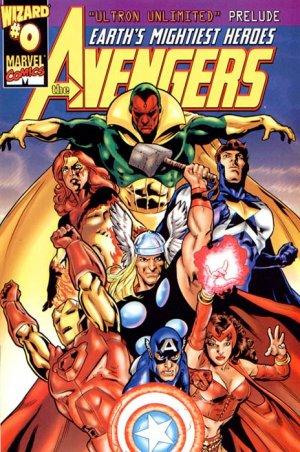 Avengers # 0 Issues V3 (1998 - 2004)