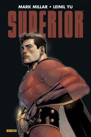 Superior édition TPB hardcover (cartonnée)