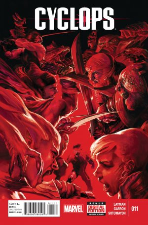 Cyclops # 11 Issues V3 (2014 - 2015)