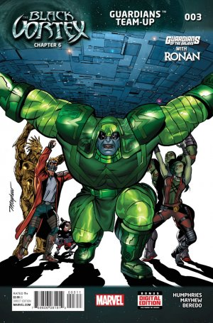 Guardians Team-up # 3 Issues V1 (2015)