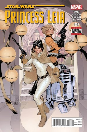 Star Wars - Princesse Leia # 2 Issues (2015)