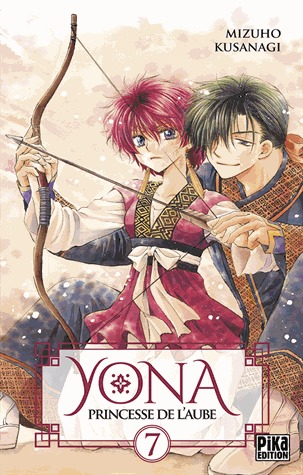 Yona, Princesse de l'aube T.7