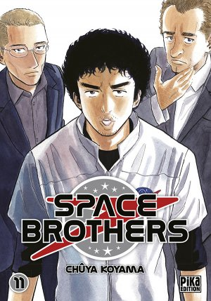 Space Brothers T.11