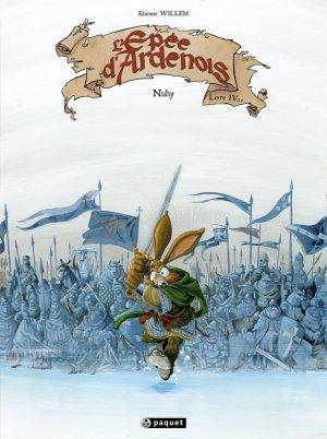 L'épée d'Ardenois T.4