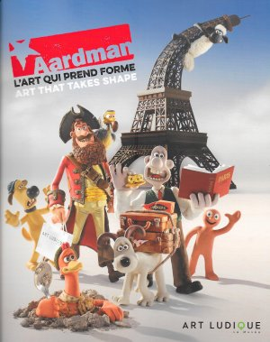 Aardman - L'art qui prend forme édition Simple