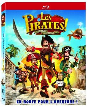 Les Pirates ! Bons à rien, Mauvais en tout édition Simple