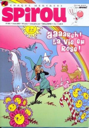 Le journal de Spirou # 4013