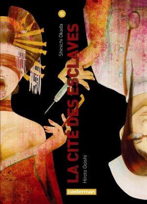 couverture, jaquette La cité des esclaves 5  (casterman manga) Manga