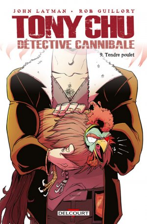 Tony Chu, détective cannibale # 9
