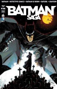 Batman Saga 36