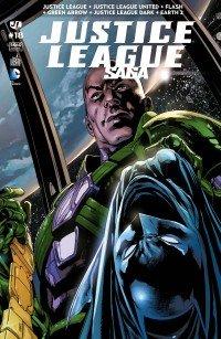 Justice League # 18 Kiosque mensuel