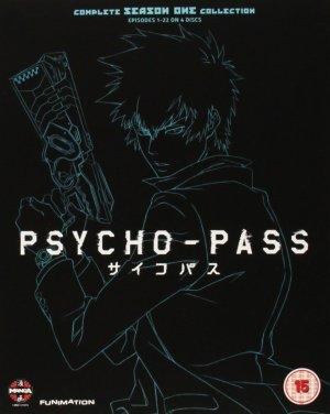Psycho-Pass édition Intégrale