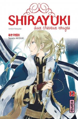 couverture, jaquette Shirayuki aux cheveux rouges 12  (kana) Manga