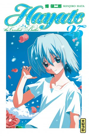 Hayate the Combat Butler # 25