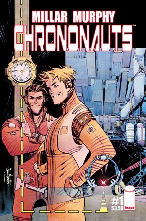 Chrononauts édition Issues V1 (2015)