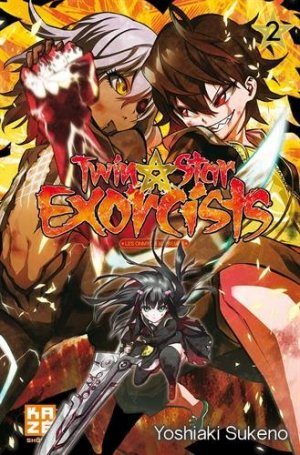 Twin star exorcists – Les Onmyôji Suprêmes # 2