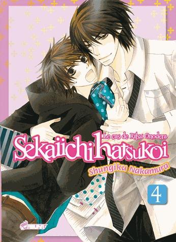 Sekaiichi Hatsukoi # 4