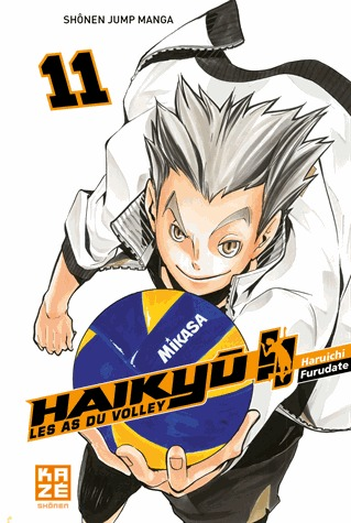 Haikyu !! Les As du Volley # 11