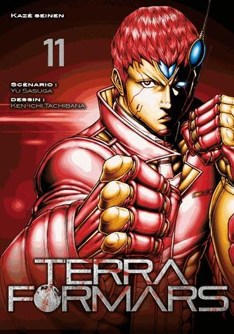 Terra Formars # 11
