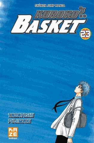 couverture, jaquette Kuroko's Basket 23  (kazé manga)