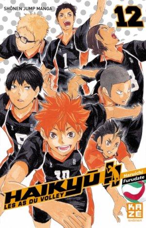 Haikyu !! Les As du Volley # 12