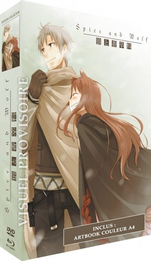 Spice and Wolf édition Collector Limitée [Blu-ray - DVD]