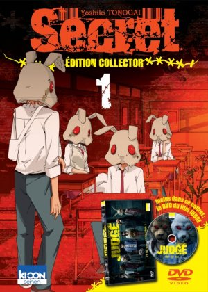 Secret édition Collector Tome 1 + DVD Judge