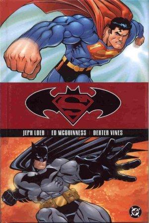 Superman / Batman édition TPB hardcover (cartonnée)