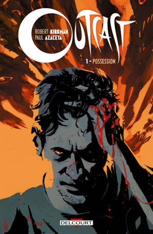 Outcast édition TPB hardcover (cartonnée)